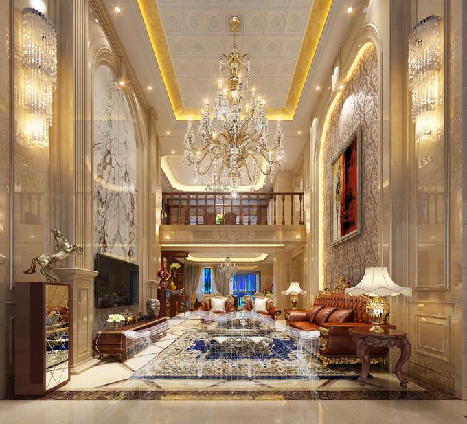 荣和大地别墅美式风格